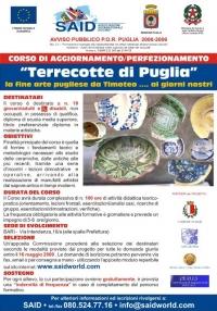 Terrecotte di Puglia